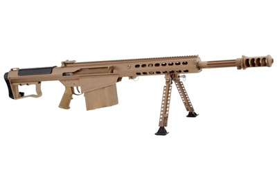 BARRETT M107A1,50BMG, 20 inch Barrel FDE Rifle #13314