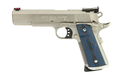 COLT GOLD CUP TROPHY 45ACP 5INCH STS