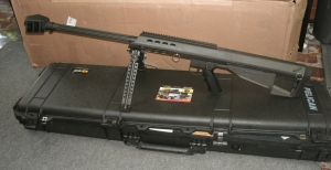 BARRETT 95 50BMG Bolt Action 29inch Rifle #13312