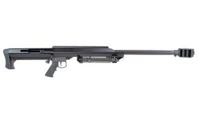 BARRETT 99A1 50BMG 29 inch Fluted Barrel Rifle,Black #13305
