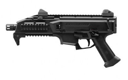 CZ SCORPION EVO 3 S1 9MM 10rd 1/2X28