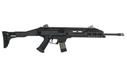 CZ SCORPION 9MM 16.2in CARBINE