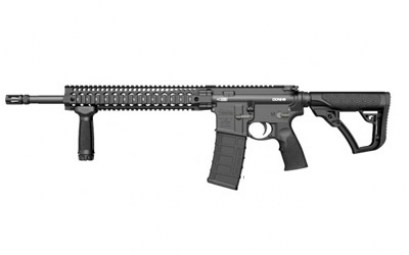 Daniel Defense, V5 Semiautomatic, 233 Rem 556NATO, 32Rd, 16IN RIFLE
