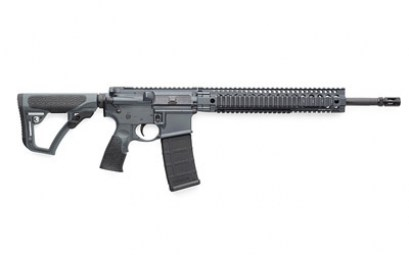 DANIEL DEFENSE V5 556NATO 16in GREY RIFLE 32RD