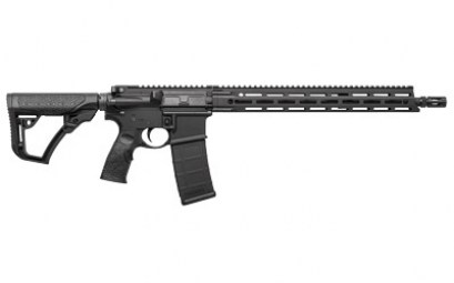 DANIEL DEFENSE M4V7 556NATO 16in 32RD MLOK BLACK RIFLE