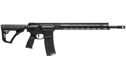 DANIEL DEFENCE M4V7 PRO 556NATO 18IN RIFLE 32RD MLOK BLACK