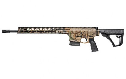 DANIEL DEFENCE AMBUSH AF5 308WIN 18IN RIFLE, 20RD CAMO