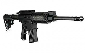 DPMS L.R. SPORTICAL .308 16inch Barrel Black Rifle