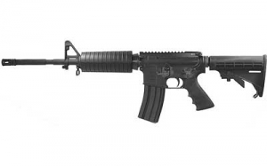 DS ARMS AR15 M4 5.56 16inch Black Rifle w/30rd mag