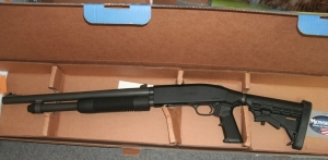 MOSSBERG 590A1 TACTICAL 12GA. SHOTGUN