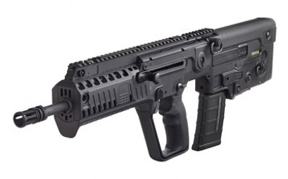 IWI TAVOR X95 556NATO 16.5in Black Rifle