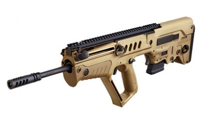 IWI TAVOR X95 556NATO 18IN RIFLE, 10RD FDE