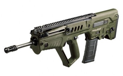 IWI TAVOR X95 5.56MM 18IN 30RD OD GREEN BULLPUP
