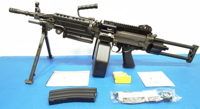 FN USA M249S PARA 16INCH 5.56MM BELTFED RIFLE