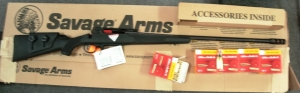 SAVAGE 111 LONG RANG 338LAPUA 26inch Heavy Barrel Rifle