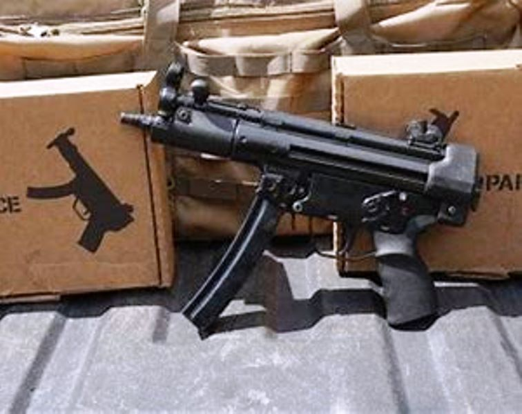 POF-PK MP5 RS 9MM PISTOL by PAKISTANI ORDNANCE FACTORY