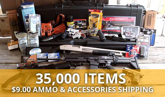 35,000 Firearms, Ammo & Accessories Catalog